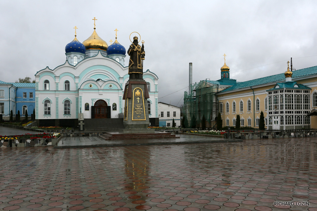 Задонский Рождество-Богородицкий мужской монастырь / Zadonsk Nativity of Our Lady Monastery