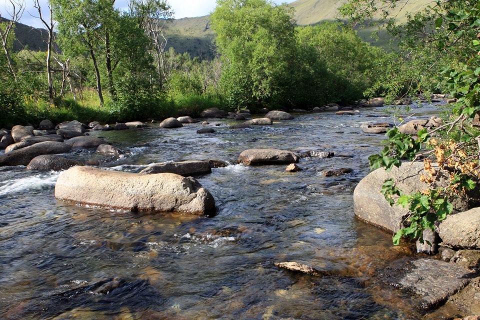 Река Самра